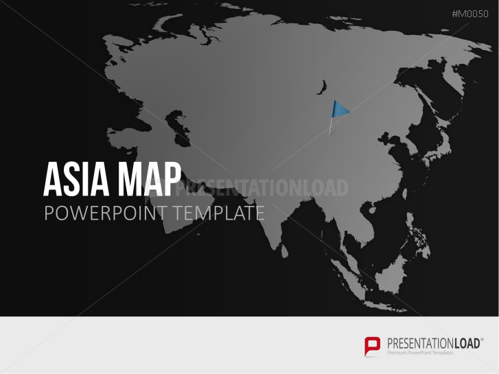 Asia _https://www.presentationload.com/map-asia.html