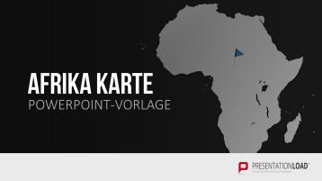 Afrika - Staaten _https://www.presentationload.de/landkarte-afrika-staaten.html