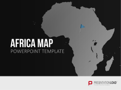 Africa _https://www.presentationload.com/map-africa.html