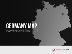 Germany _https://www.presentationload.com/map-germany.html