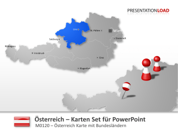 Österreich _https://www.presentationload.de/landkarte-oesterreich.html