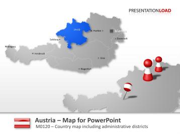 Austria _https://www.presentationload.com/map-austria.html
