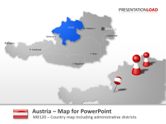 Austria _https://www.presentationload.com/map-austria.html
