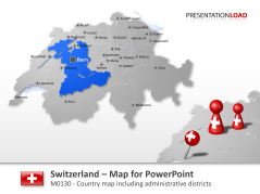 Switzerland _https://www.presentationload.com/map-switzerland.html