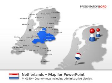 Netherlands _https://www.presentationload.com/map-netherlands.html