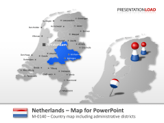 Netherlands _https://www.presentationload.com/map-netherlands.html