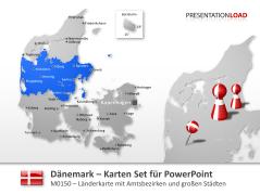 Dänemark _https://www.presentationload.de/landkarte-daenemark.html