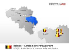 Belgien _https://www.presentationload.de/landkarte-belgien.html