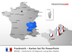 Frankreich _https://www.presentationload.de/landkarte-frankreich.html