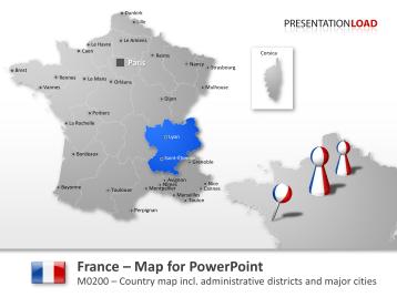 France _https://www.presentationload.com/map-france.html