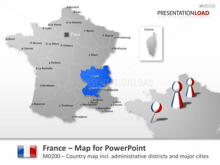 France _https://www.presentationload.com/map-france.html