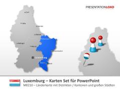Luxemburg _https://www.presentationload.de/landkarte-luxemburg.html