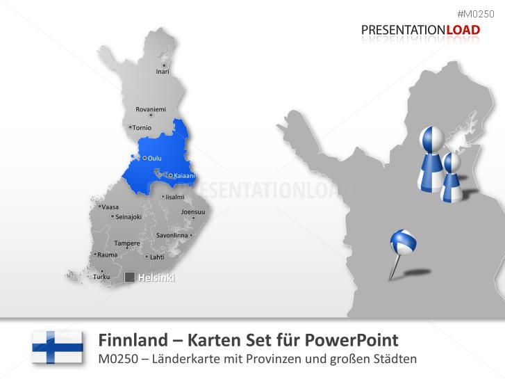 Finnland _https://www.presentationload.de/landkarte-finnland.html
