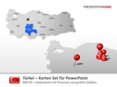 Türkei _https://www.presentationload.de/landkarte-tuerkei.html