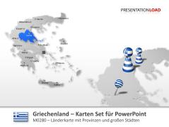 Griechenland _https://www.presentationload.de/landkarte-griechenland.html