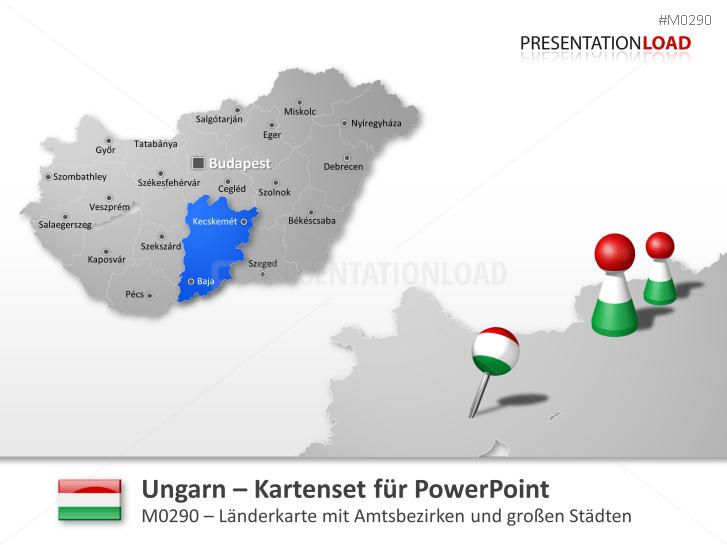 Ungarn _https://www.presentationload.de/landkarte-ungarn.html