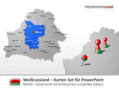 Weißrussland _https://www.presentationload.de/landkarte-weissrussland.html