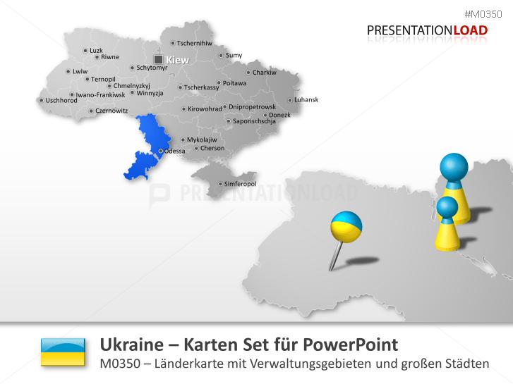 Ukraine _https://www.presentationload.de/landkarte-ukraine.html
