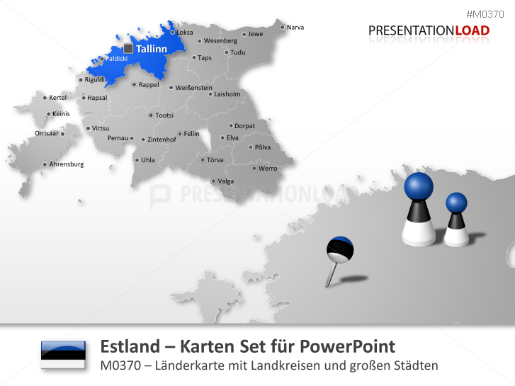 Estland _https://www.presentationload.de/landkarte-estland.html