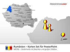 Rumänien _https://www.presentationload.de/landkarte-rumaenien.html