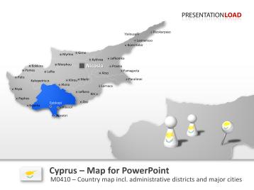 Cyprus _https://www.presentationload.com/map-cyprus.html