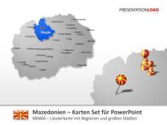 Mazedonien _https://www.presentationload.de/landkarte-mazedonien.html