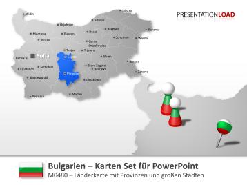 Bulgarien _https://www.presentationload.de/landkarte-bulgarien.html
