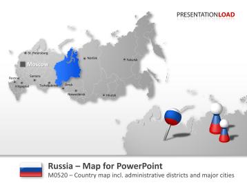 Russia _https://www.presentationload.com/map-russia.html