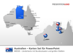 Australien _https://www.presentationload.de/landkarte-australien.html