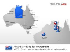 Australia _https://www.presentationload.com/map-australia.html