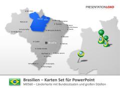 Brasilien _http://www.presentationload.de/landkarte-brasilien.html
