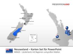 Neuseeland _https://www.presentationload.de/landkarte-neuseeland.html