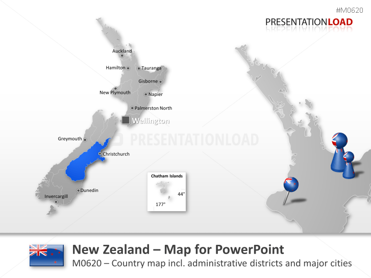New Zealand _https://www.presentationload.com/map-new-zealand.html