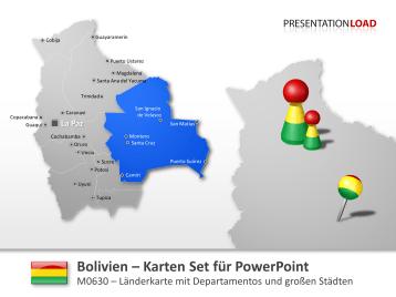 Bolivien _https://www.presentationload.de/landkarte-bolivien.html