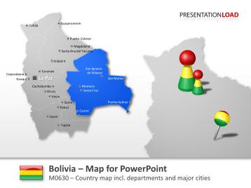Bolivia _https://www.presentationload.com/map-bolivia.html