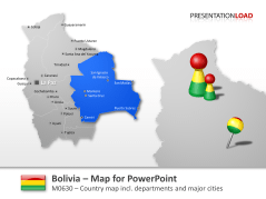 Bolivia _https://www.presentationload.com/map-bolivia.html