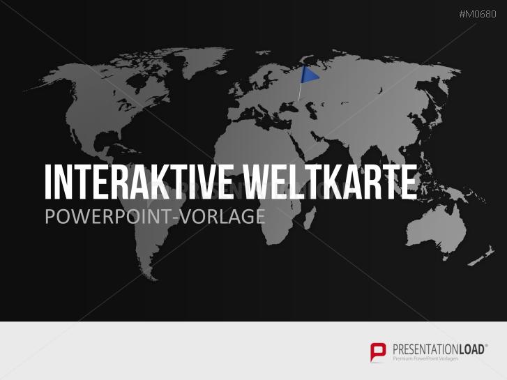 Interaktive Weltkarte _https://www.presentationload.de/interaktive-weltkarte.html