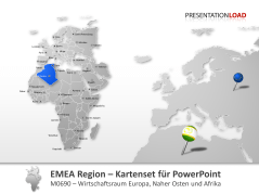 EMEA Region _https://www.presentationload.de/landkarte-emea-region.html