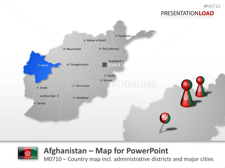 Afghanistan _https://www.presentationload.com/map-afghanistan.html