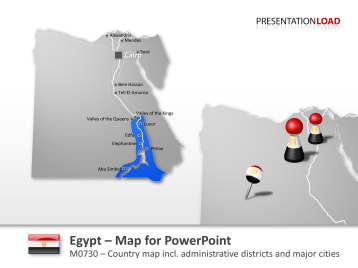 Egypt _https://www.presentationload.com/en/powerpoint-maps/Egypt.html
