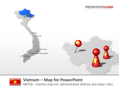 Vietnam _https://www.presentationload.com/map-vietnam.html