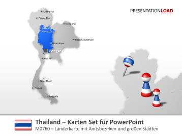 Thailand _https://www.presentationload.de/landkarte-thailand.html