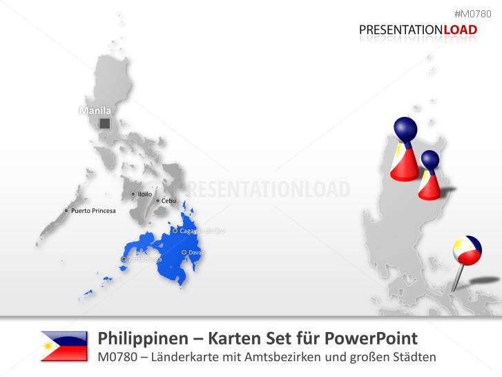 Philippinen _https://www.presentationload.de/landkarte-philippinen.html