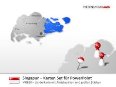 Singapur _https://www.presentationload.de/landkarte-singapur.html
