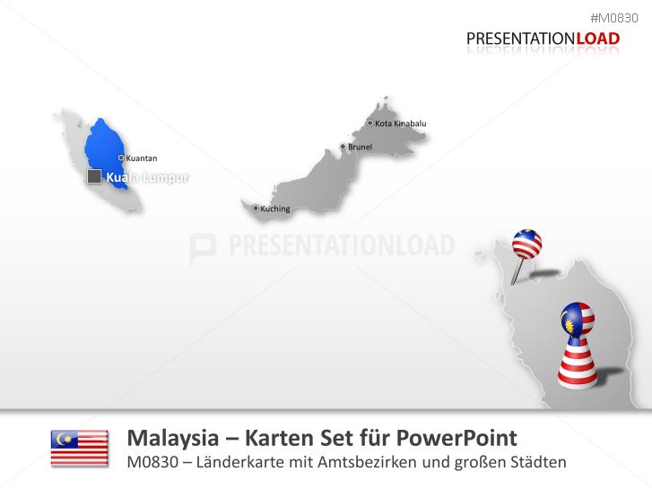 Malaysia _https://www.presentationload.de/landkarte-malaysia.html