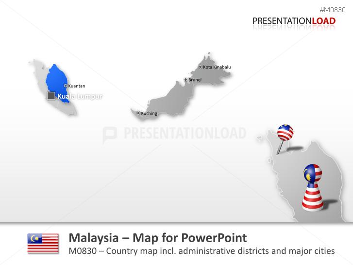 Malaysia _https://www.presentationload.com/map-malaysia.html