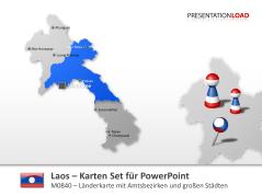 Laos _https://www.presentationload.de/landkarte-laos.html