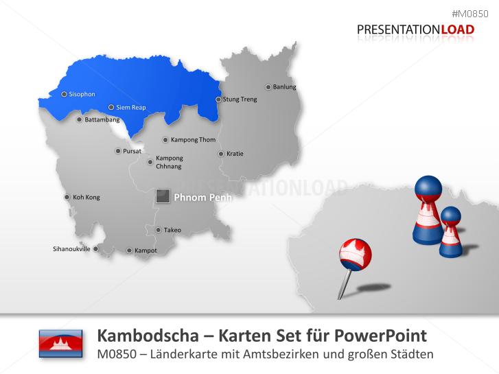 Kambodscha _https://www.presentationload.de/landkarte-kambodscha.html