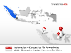 Indonesien _https://www.presentationload.de/landkarte-indonesien.html