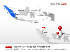 Indonesia _https://www.presentationload.com/map-indonesia.html